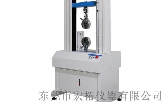 弹簧拉力试验机 双柱伺服拉力机108037135