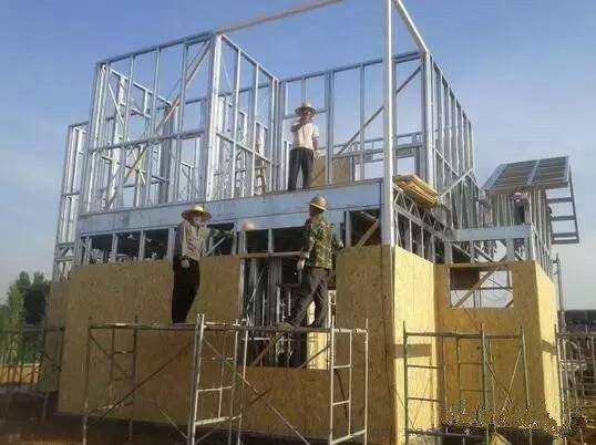 魯工潤屋輕鋼別墅,一個讓人冷豔的新型產品144077285