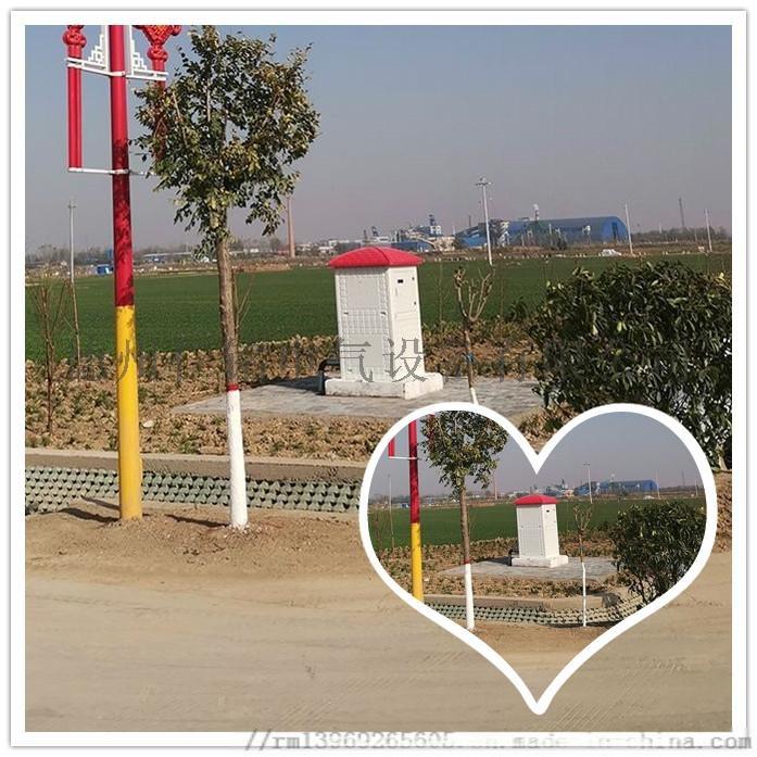 用玻璃鋼井房灌溉的好處種地40餘年老伯告訴你920963535