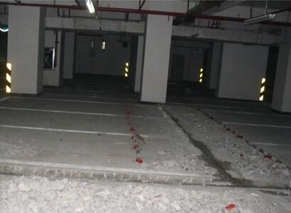 烟台牟平污水处理厂生化池底板缝补漏工艺935453435
