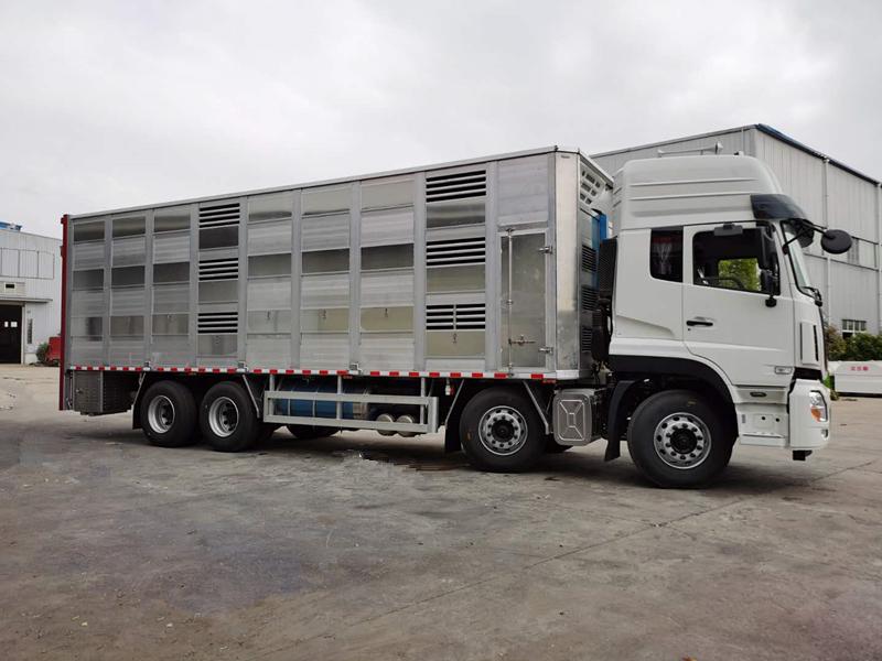 国五蓄禽运猪车厂家直销可分期147253895