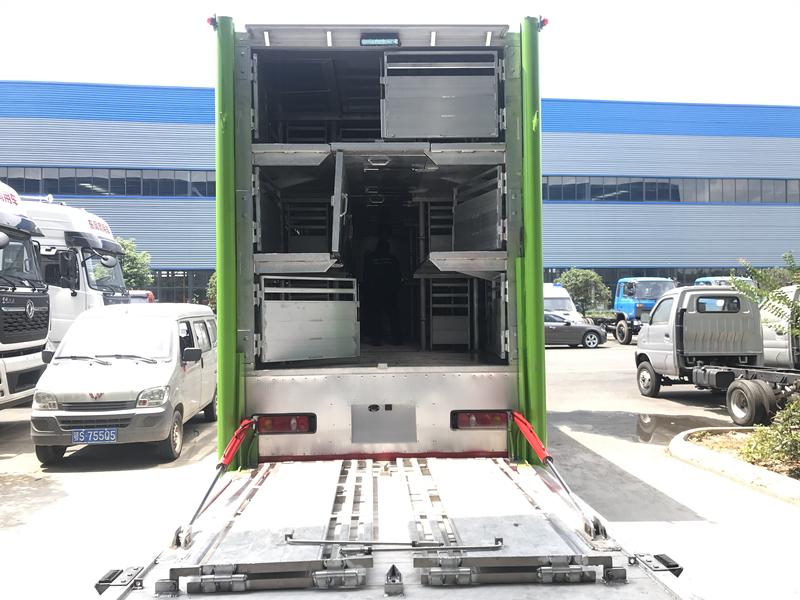 国六单桥铝合金  运输车厂家直销可分期147284575