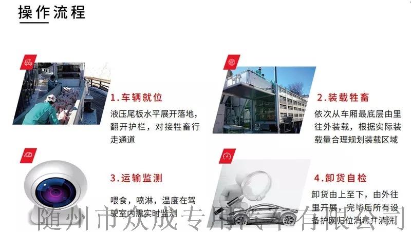 9.6米活猪运输车厂家直销可分期147210425