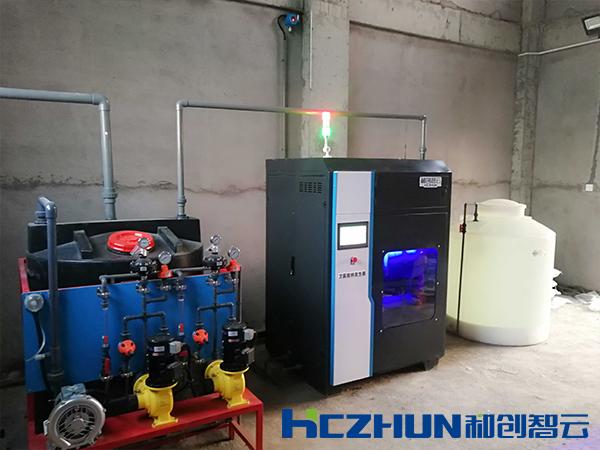 农村饮水消毒设备-500克次氯酸钠发生器项目146397405