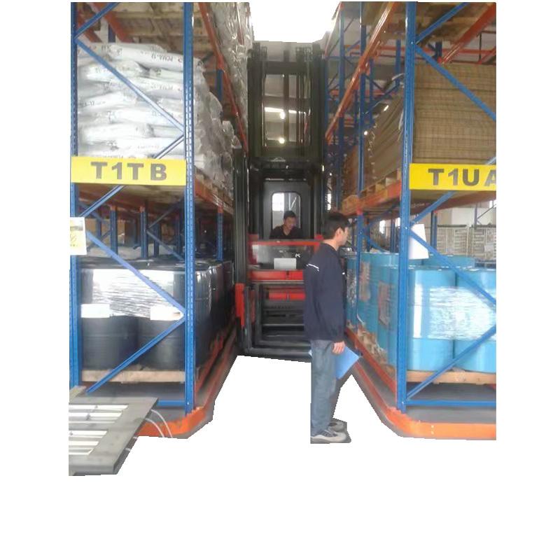 轨道窄通道式托盘货架,广东货架厂定制149869285