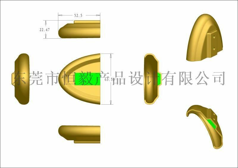 产品抄数设计,电器产品抄数,自动化设备抄数画图945365835