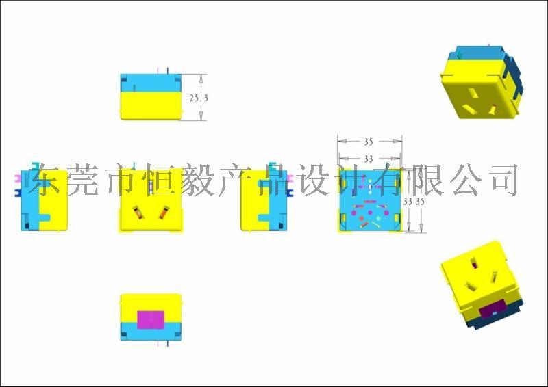 产品抄数设计,电器产品抄数,自动化设备抄数画图945365865
