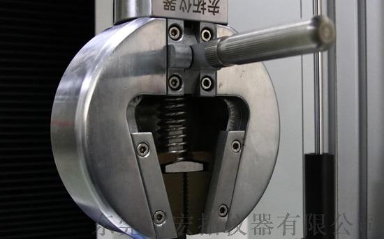 弹簧拉力试验机 双柱伺服拉力机108037125