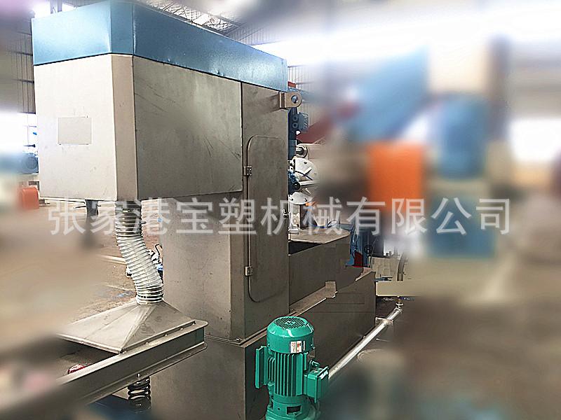granulating machine (4)