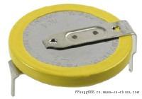 纽扣 卧式电池焊接、耐高温引脚镀金激光焊接862487002