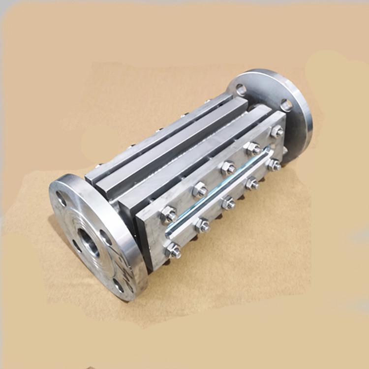 不锈钢碳钢化工管道配件304 316L长条法兰视镜951352675