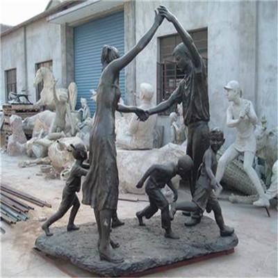 玻璃钢人像雕塑 公园景观人像雕塑 玻璃钢雕制造153238935