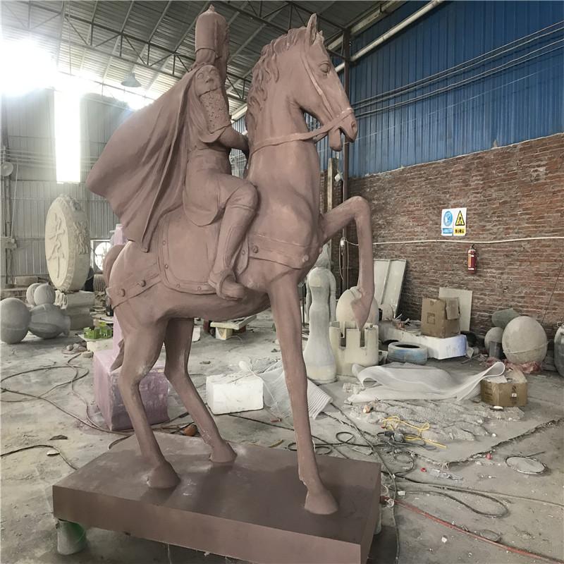 九江市玻璃钢人物雕塑 玻璃钢农耕人物雕塑定制152752685