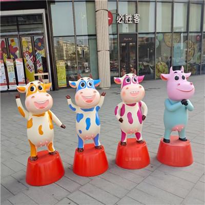 玻璃钢动漫雕塑 动画片角色雕塑 玻璃钢卡通人物雕塑953278005