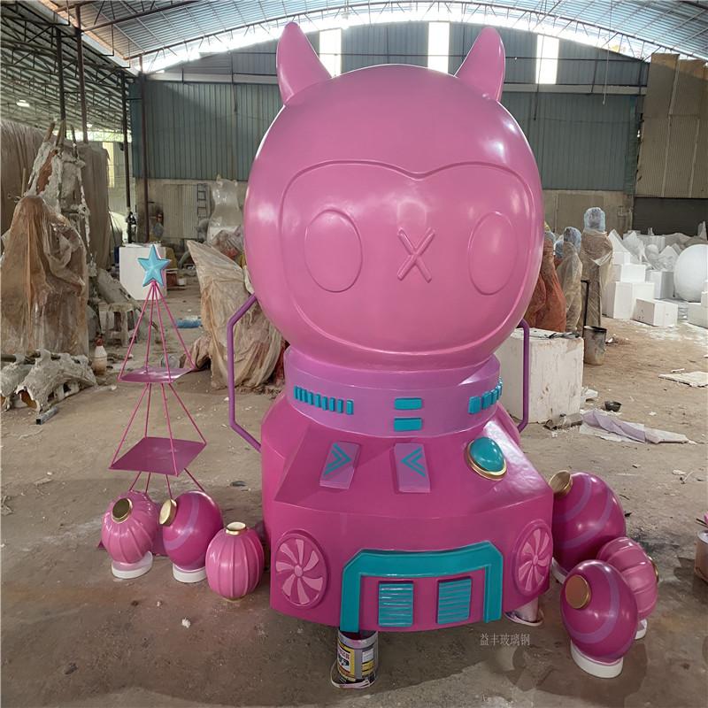 广州玻璃钢坐凳雕塑 抽象坐凳雕塑 户外广场雕塑155685295