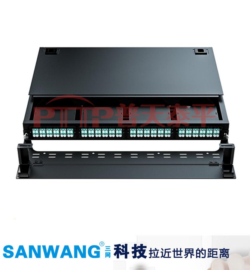 MTP/MPO高密度预端接布线系统156257375
