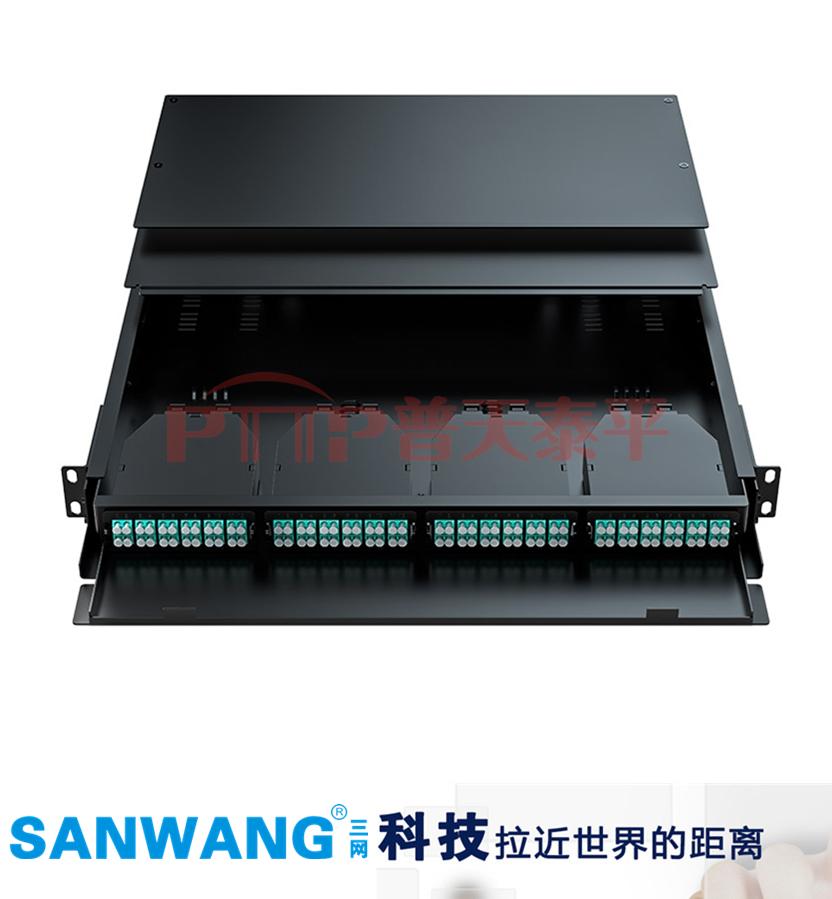 MTP/MPO高密度预端接布线系统156257365