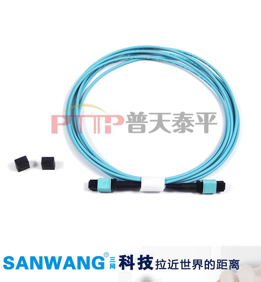 MTP/MPO高密度预端接布线系统156257415