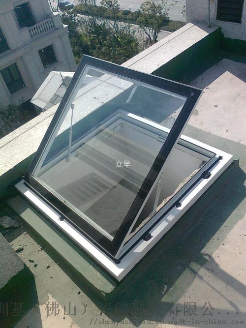 云南呈贡县单链条开窗机 排烟机全铝合金外壳156712815