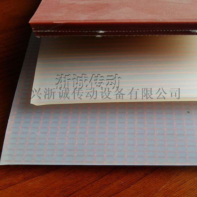 耐高温硅胶输送带