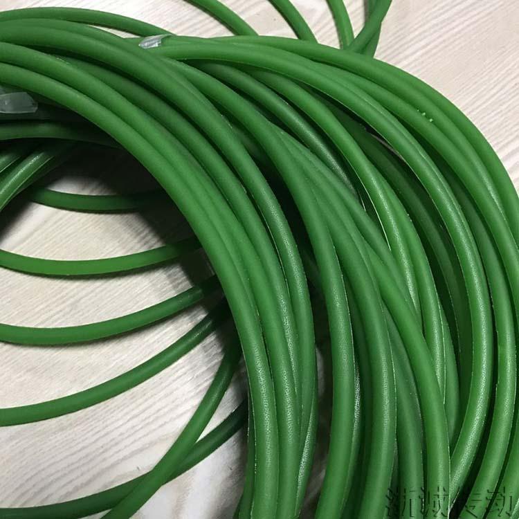 绿色无缝圆带厂家.jpg