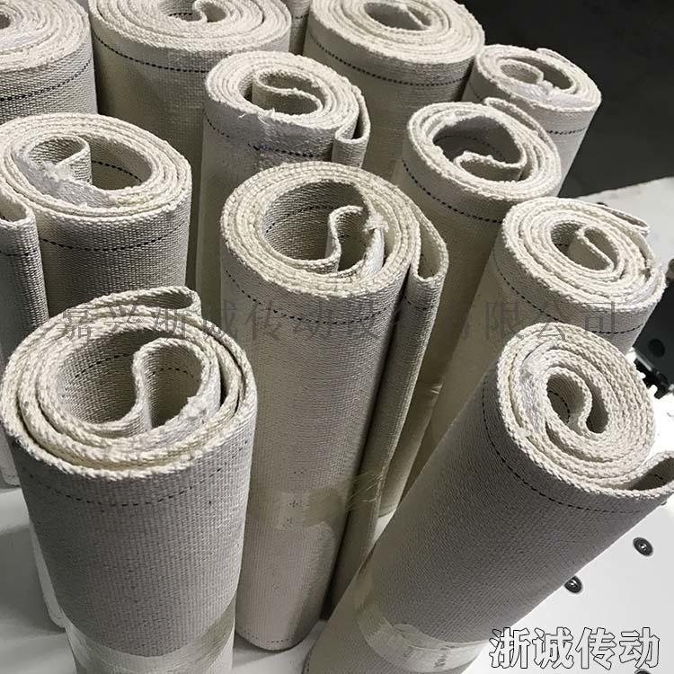 全棉无缝饼干机用帆布输送带157293155