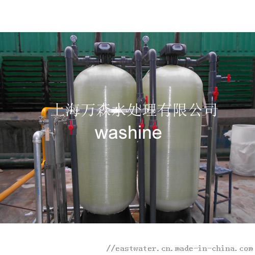 万森软化水补水设备---东风本田