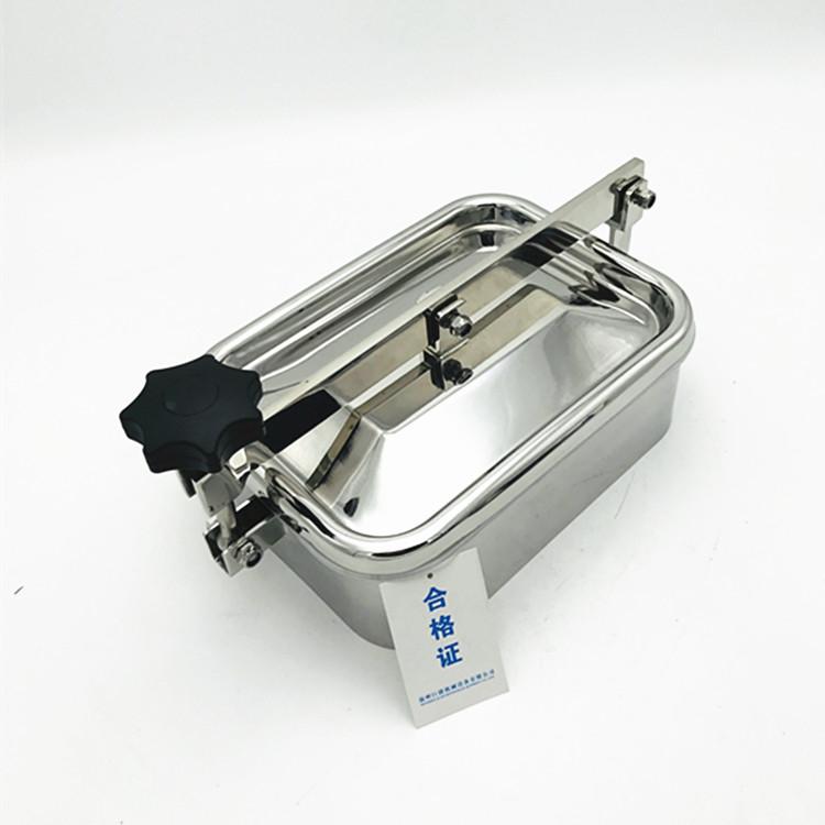 (压杆加强型)方形手孔200*280手孔价格157697485