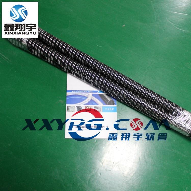 鑫翔宇耐热通风软管,阻燃高温风管,高温 化硅胶管40770815