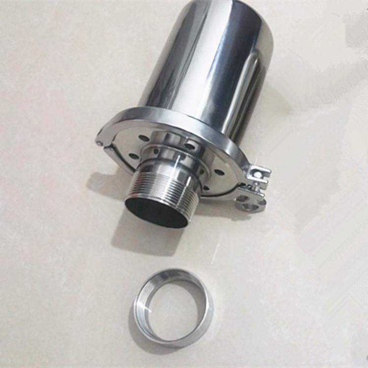 304卫生级呼吸器/不锈钢外丝呼吸器(过滤器)157840345