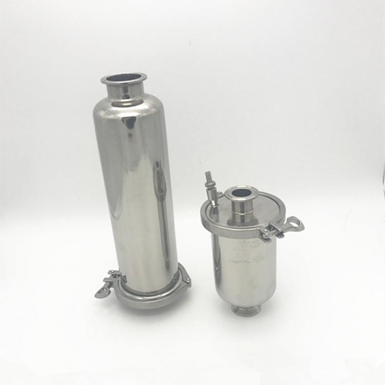 现货卫生级管道过滤器,直通过滤器,快装过滤器157851865