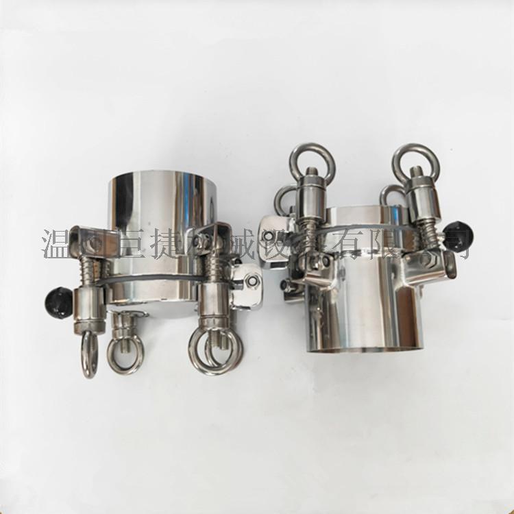 不锈钢碳钢手孔定做 不锈钢垂直吊盖人孔盖157965865