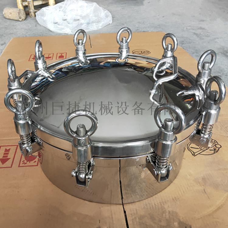 人孔_不锈钢发酵罐人孔(厂家直销)157966865