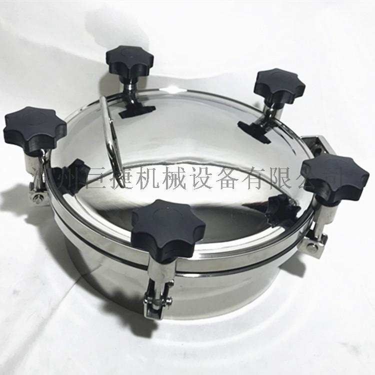 圆形压力型人孔(表面不抛光酸洗处理)3公斤圆人孔157954055