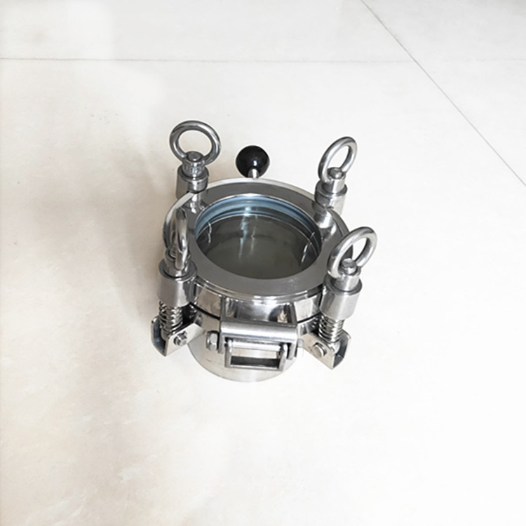 带视镜手孔 不锈钢带视镜手孔 巨捷卫生级带视镜手孔157980985