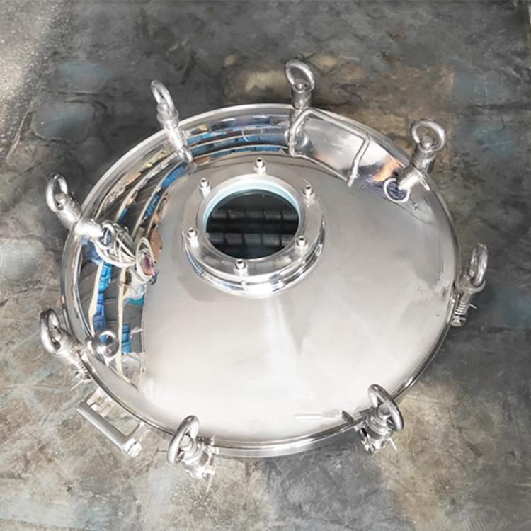 带DN125视镜卫生级法兰视镜人孔YAA157968065