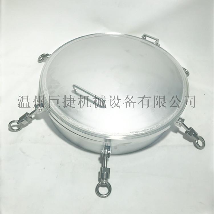 不锈钢圆形耐压人孔-表面酸洗不锈钢耐压人孔、人孔盖157986815