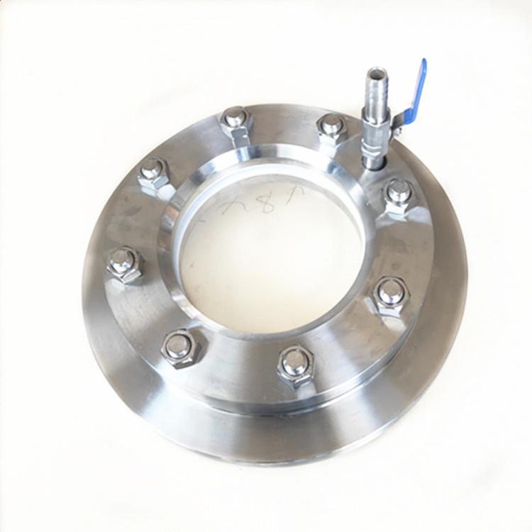 NB/T47017-2011带冲洗装置法兰视镜158148825
