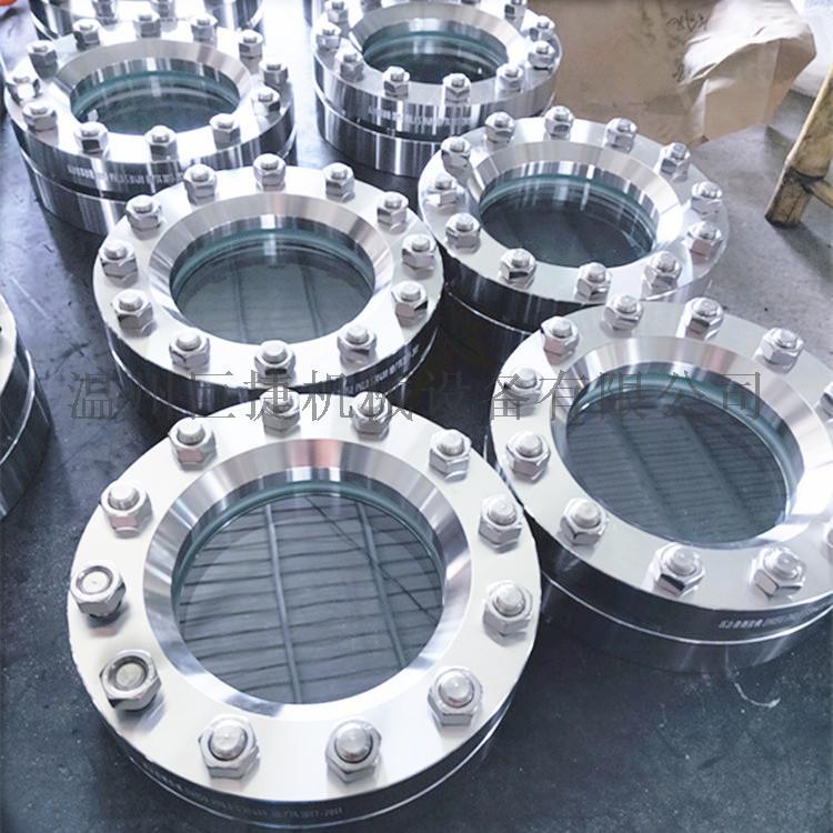 HGJ501-1986标准法兰视镜 不锈钢 碳钢158145405