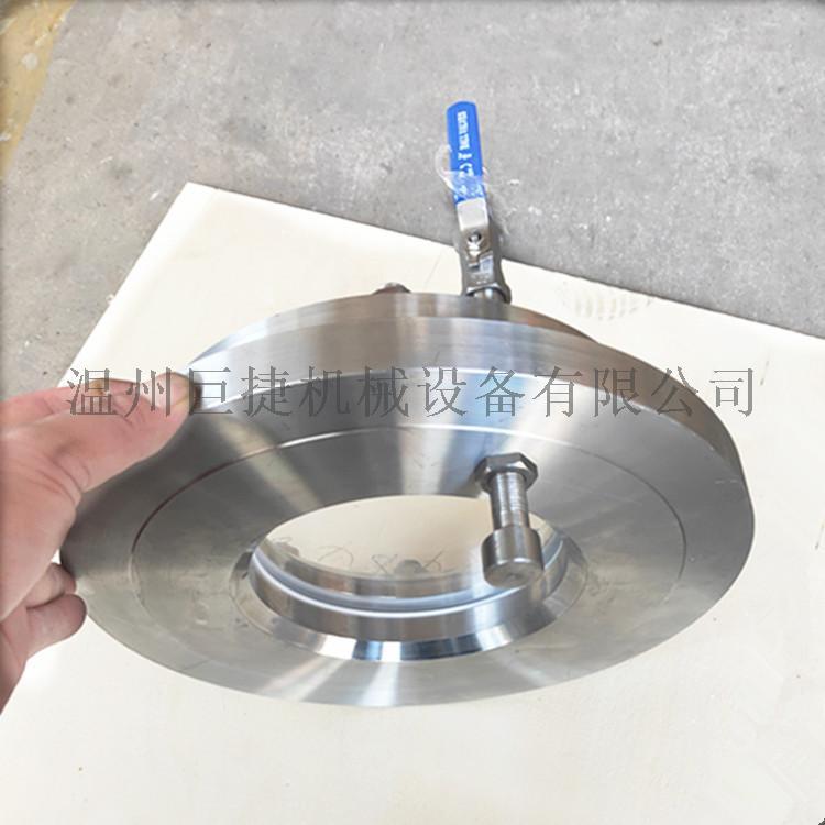 不锈钢带冲洗装置、碳钢对夹压力视镜、碳钢法兰视镜158153885