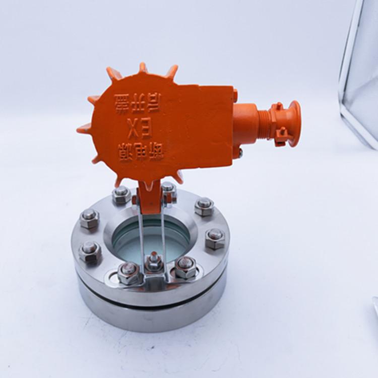 带防爆灯视镜HG/T21575压力容器高压带灯射灯158163395