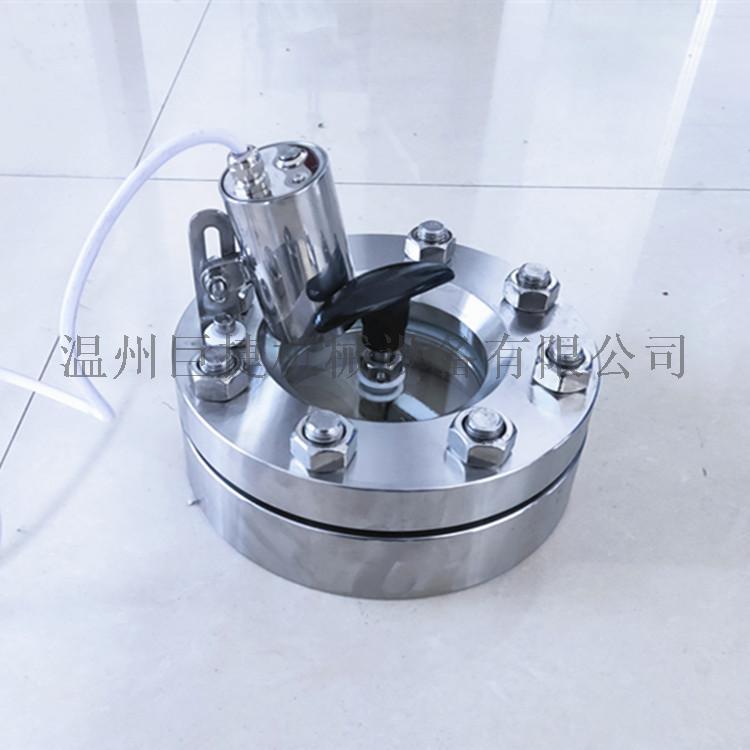 正宗不锈钢卫生级焊接活接视镜 圆螺纹活接视镜158159065