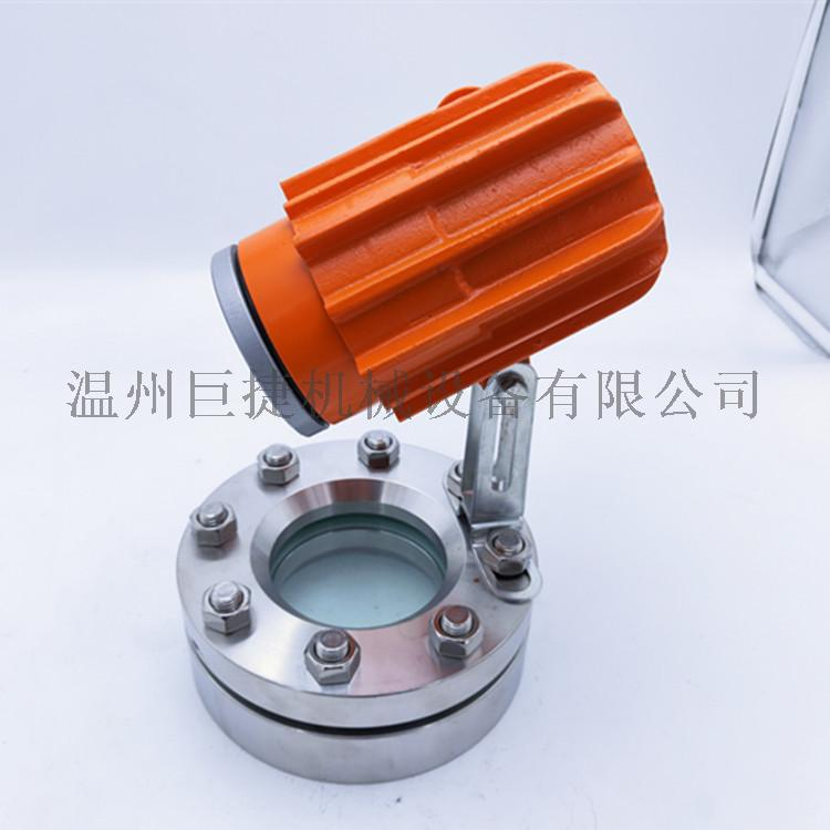 不锈钢碳钢法兰视镜 数控精车焊接视镜158154945