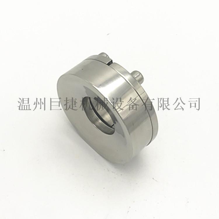 卫生级罐体连接器 无菌型罐体法兰158250845