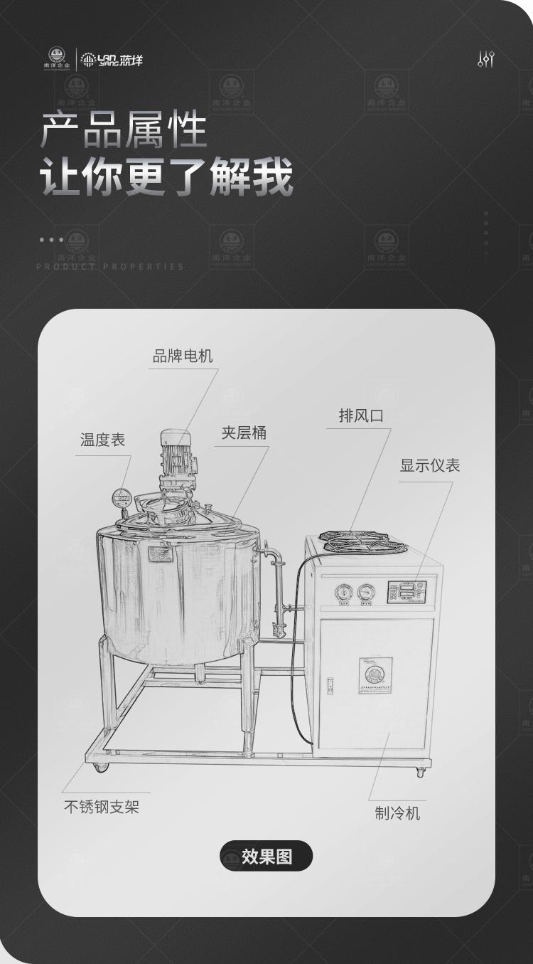 南洋搅拌桶——制冷机+密封夹层制冷罐(台湾炼乳)_02.jpg