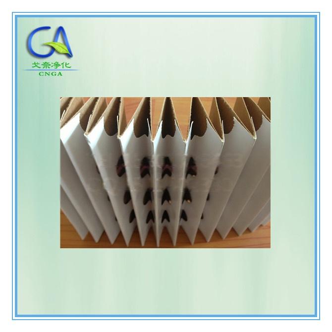 喷漆房折叠式油漆过滤纸板11717595