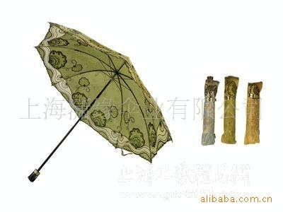 两折虎骨女式伞1