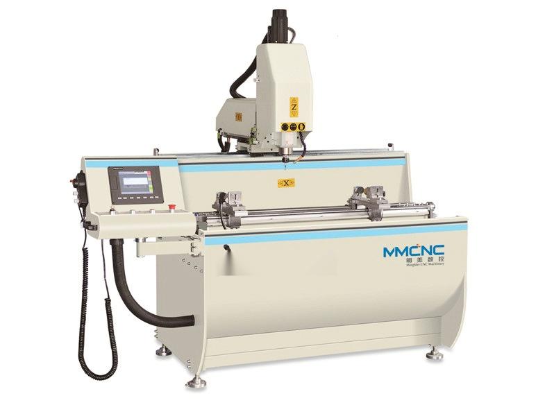 SKX-CNC-1200鋁型材數控鑽銑牀