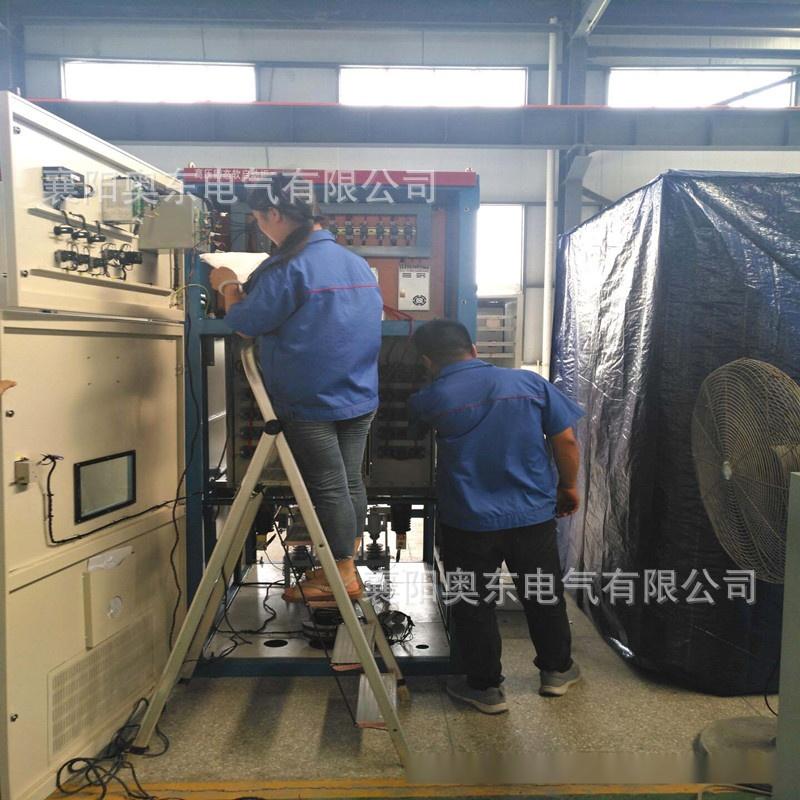 高压固态软起动柜出厂前调试