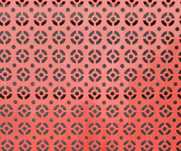 铝板冲孔装饰网4